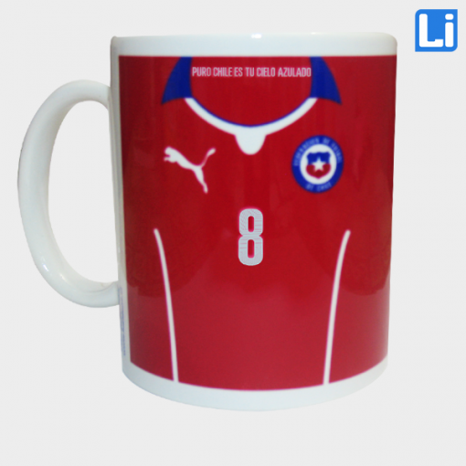 Tazon-Camiseta-Chile-Campeon-2015-Luz-Ideas