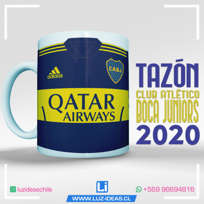 Tazon-Boca-Juniors-2020-Luz-Ideas